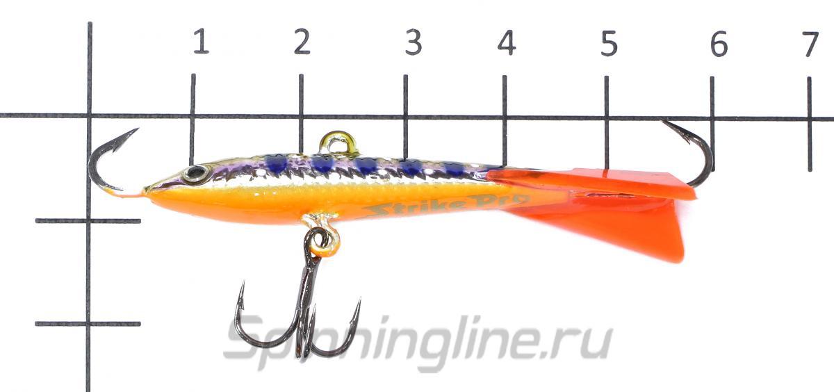 Балансир IF-001-A139 - фото на размерной линейке (цвет может отличаться) 1