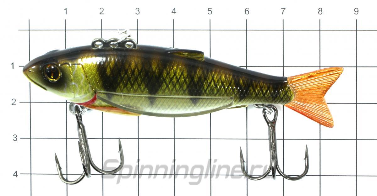 Балансир Izumi Fly Roach 88 09 - фото на размерной линейке (цвет может отличаться) 1