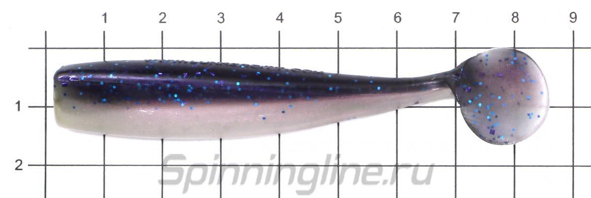 """Приманка Shaker 3.25"""" 001 - фото на размерной линейке (цвет может отличаться) 1"""