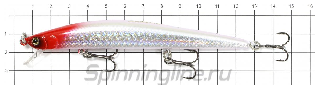 Воблер EG-145F A92E - фото на размерной линейке (цвет может отличаться) 1