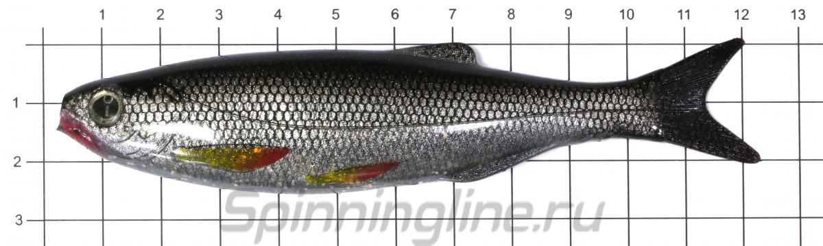 Приманка Umami 120 04 - фото на размерной линейке (цвет может отличаться) 1