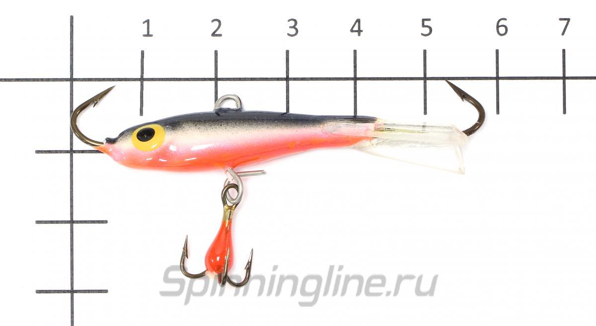 Балансир Fisherman Ладога 228 FG - фото на размерной линейке (цвет может отличаться) 1