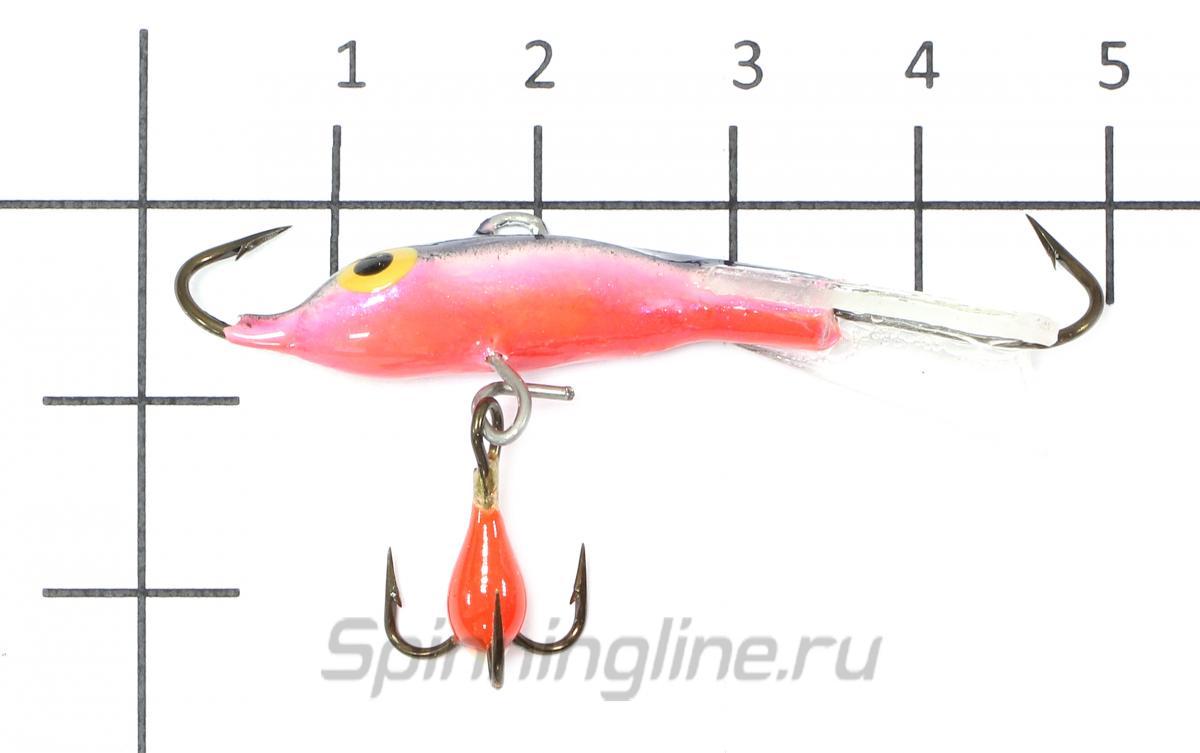 Балансир Fisherman Ладога 309 C светящийся - фото на размерной линейке (цвет может отличаться) 1