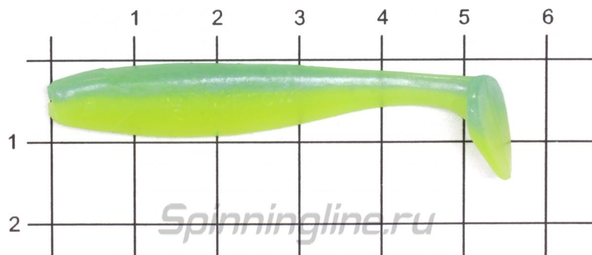 Приманка Minnow 56/T46 - фото на размерной линейке (цвет может отличаться) 1