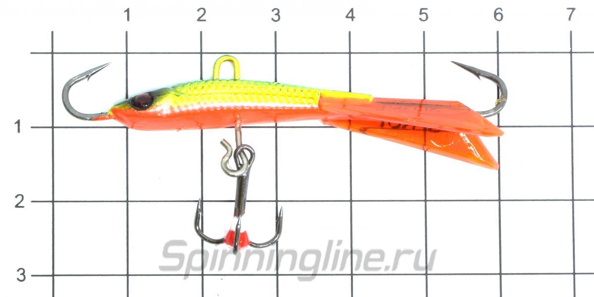 Балансир Sprut Kamo 50 CLN-UV-3D - фото на размерной линейке (цвет может отличаться) 1