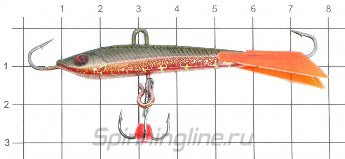 Балансир Sprut Ondori 65 LB-UV - фото на размерной линейке (цвет может отличаться) 1