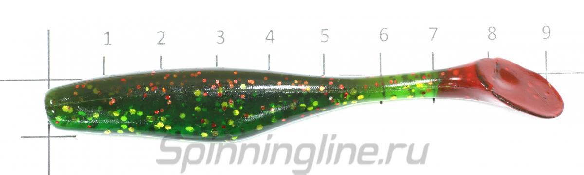 Приманка Kosadaka Silverado 90 LBS - фото на размерной линейке (цвет может отличаться) 1