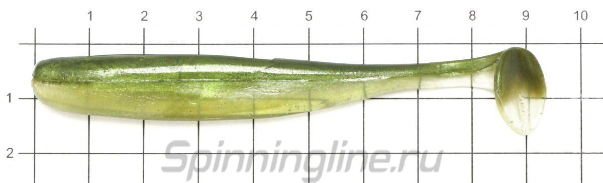 Приманка Scorpio SB4001 100 006 seafood - фото на размерной линейке (цвет может отличаться) 1