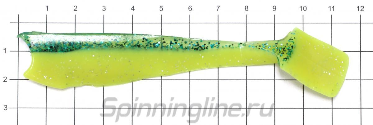 Приманка Scorpio SB4005 100 036 seafood - фото на размерной линейке (цвет может отличаться) 1
