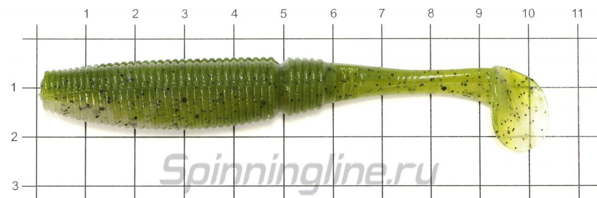 Приманка Scorpio SB4006 100 042 squid - фото на размерной линейке (цвет может отличаться) 1
