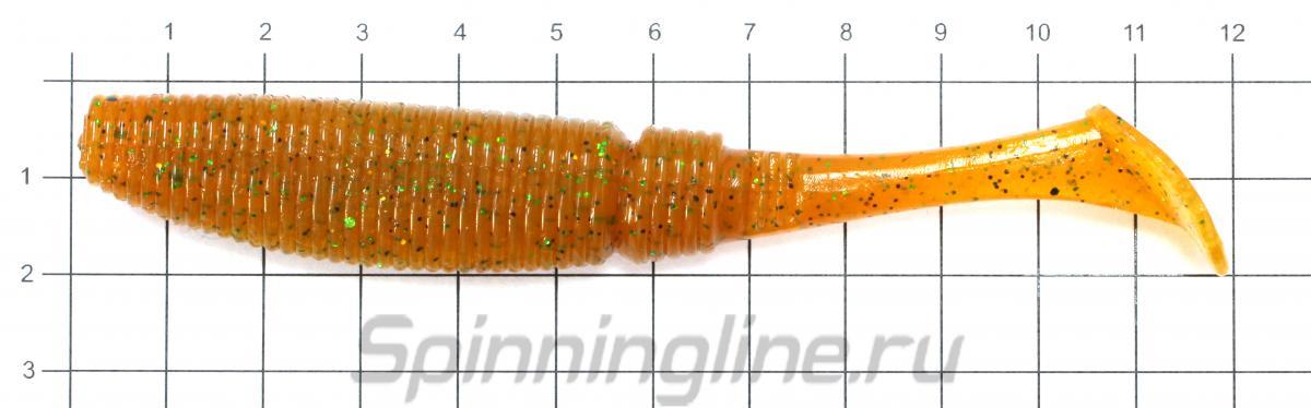 Приманка Scorpio SB4502 115 044 squid - фото на размерной линейке (цвет может отличаться) 1
