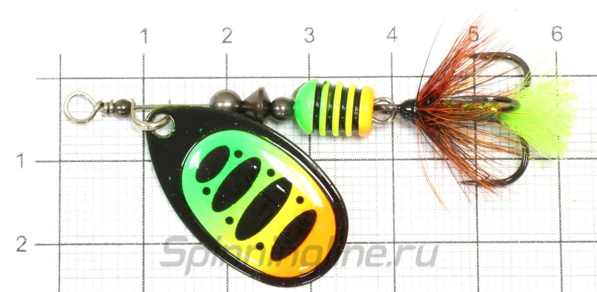 Блесна Synchrony 2 T01-071 - фото на размерной линейке (цвет может отличаться) 1
