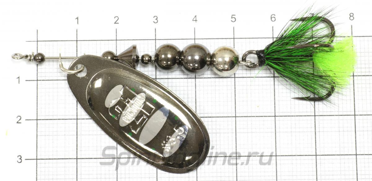 Блесна Ball Concept 3.5 BT04-274 - фото на размерной линейке (цвет может отличаться) 1
