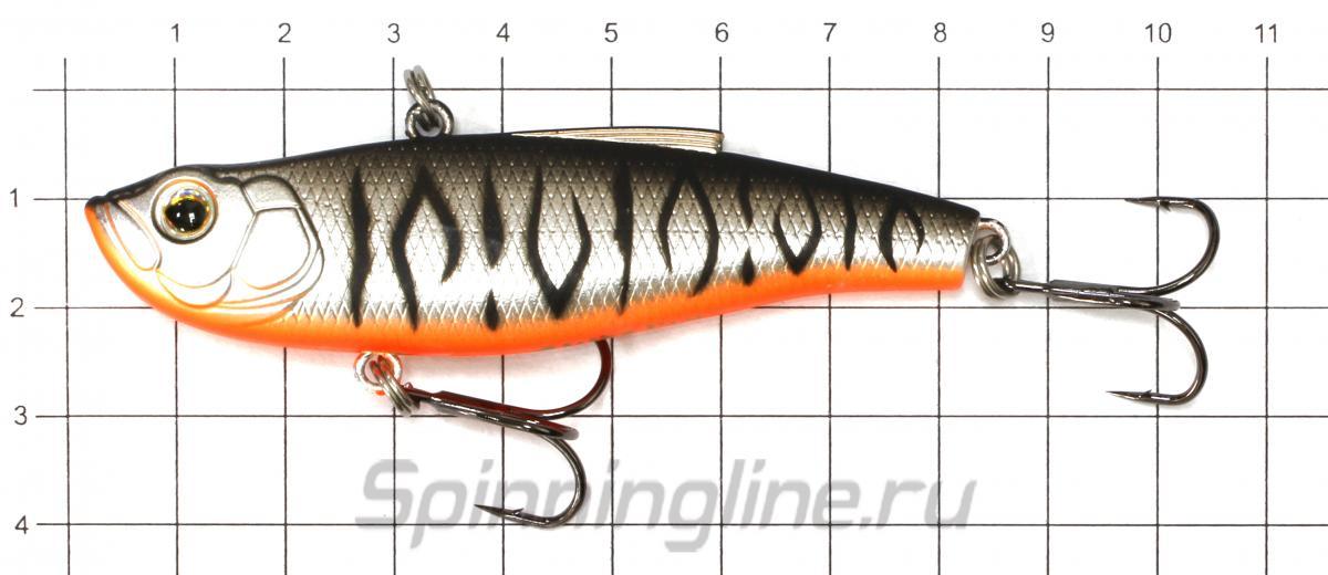 Воблер SP-198S-42 A70-713 - фото на размерной линейке (цвет может отличаться) 1