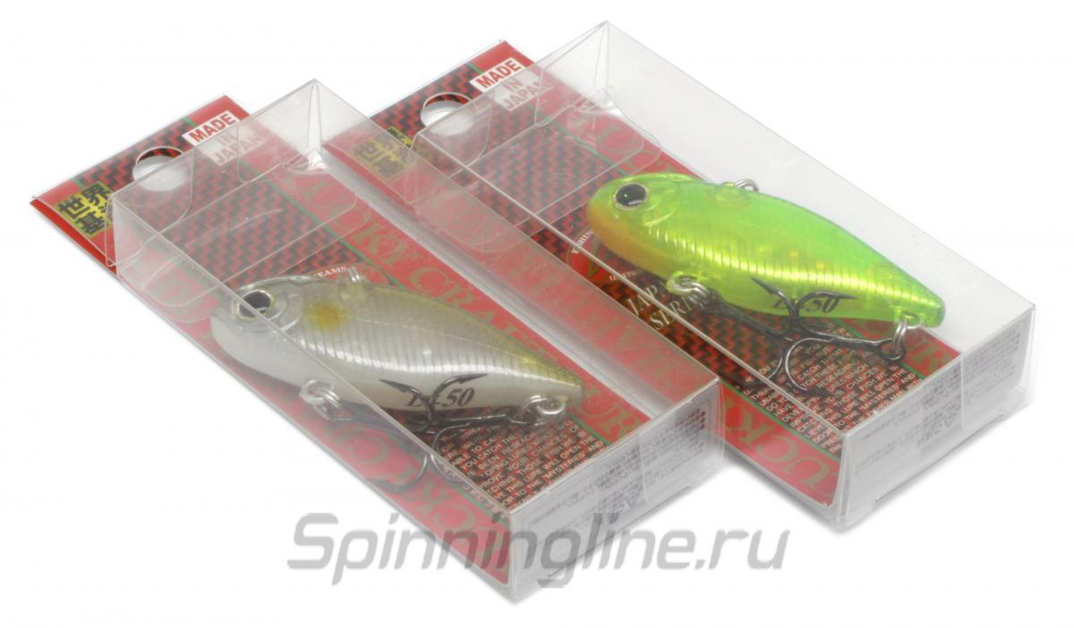 Воблер LV 300R 0513 NC Pearl Lemon 885 - фотография упаковки 1
