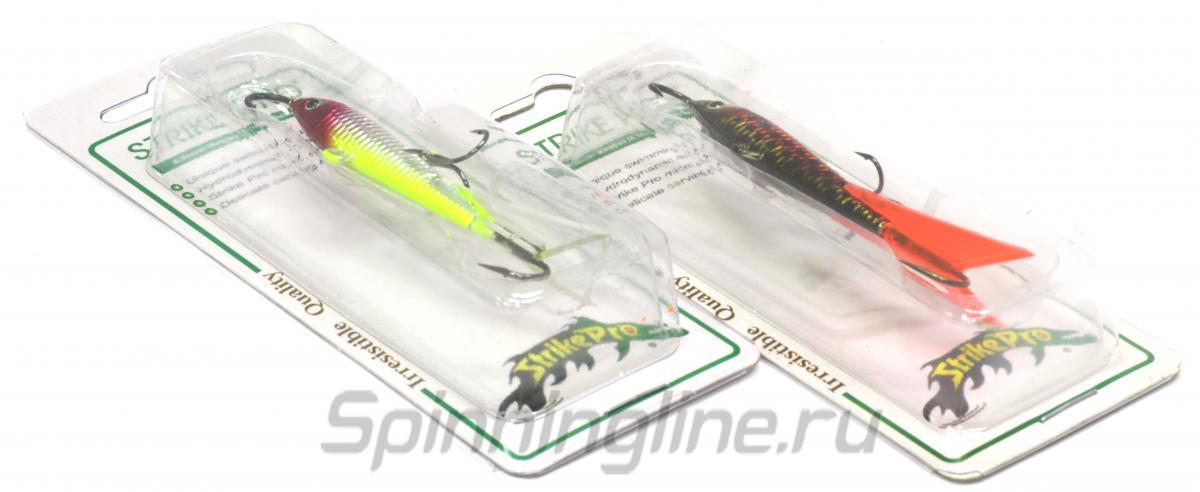 Балансир IF-004A1-613E с прозрачным хвостом - фотография упаковки (дизайн упаковки может быть изменен производителем) 1