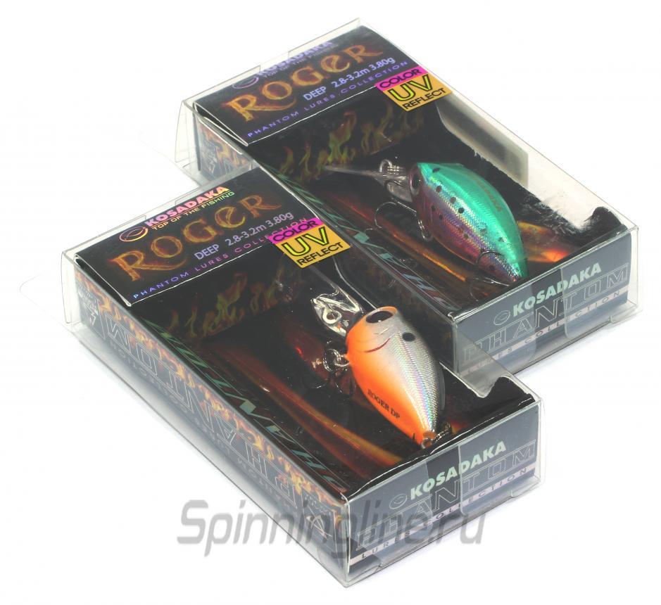 Воблер Roger Surf HT - фотография упаковки 1