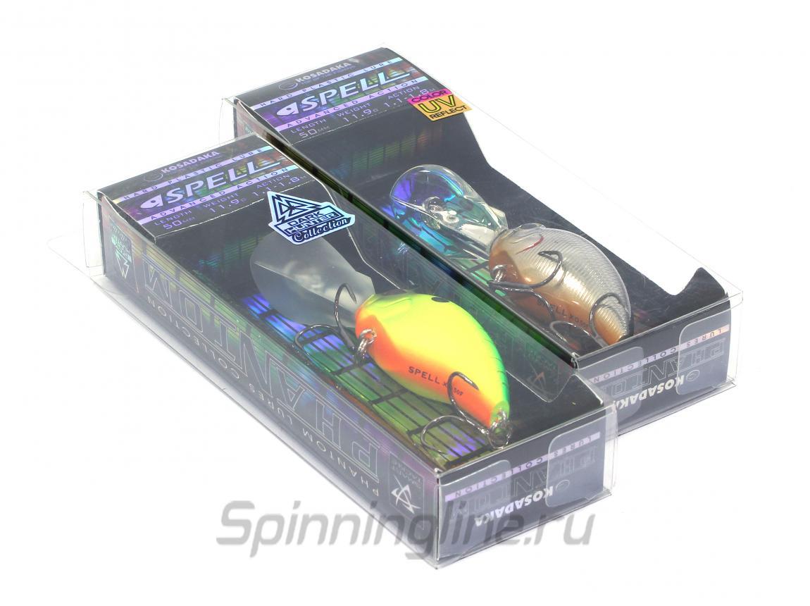 Воблер Spell XD TT - фотография упаковки 1