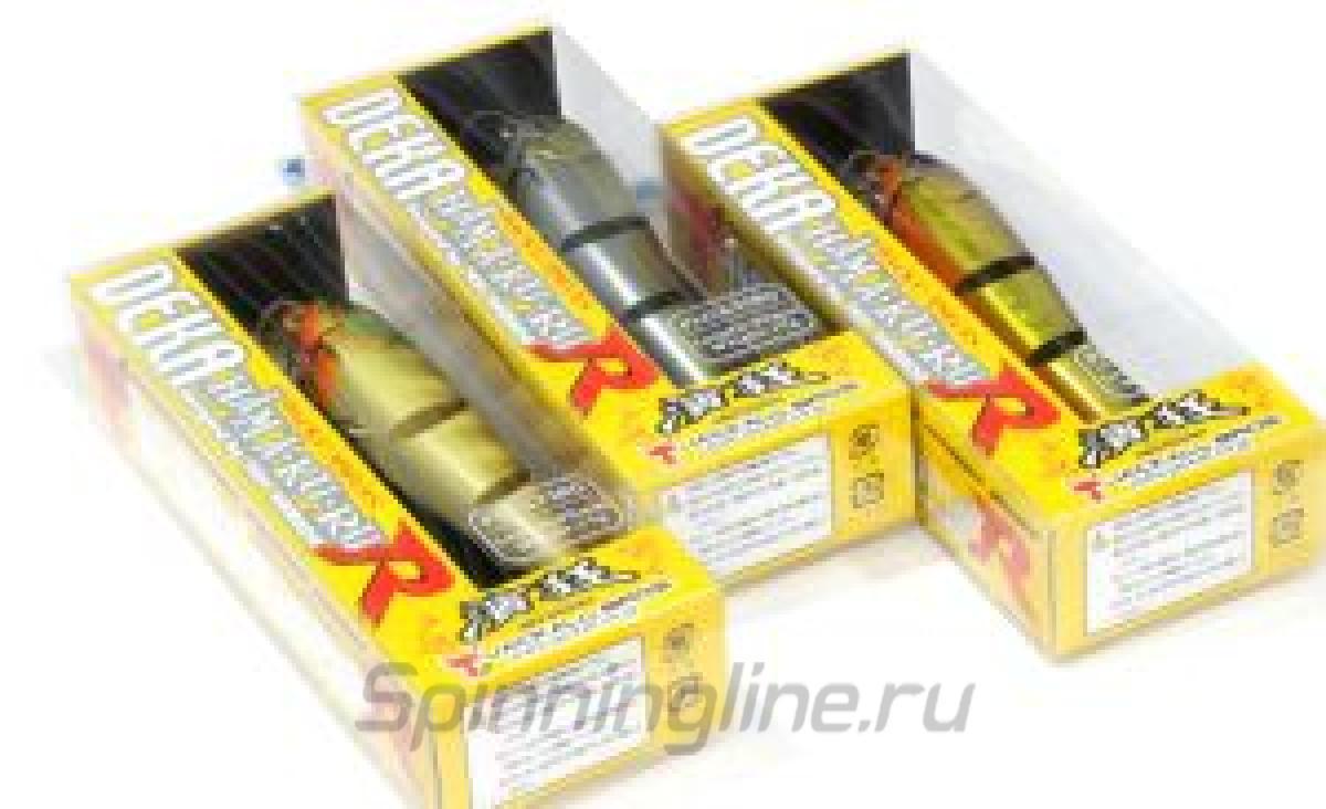 Воблер Jackall Deka HAMA-KU-RU R snake head - Данное фото демонстрирует вид упаковки, а не товара. Товар на фото может отличаться по цвету, комплектации и т.д. Дизайн упаковки может быть изменен производителем 1