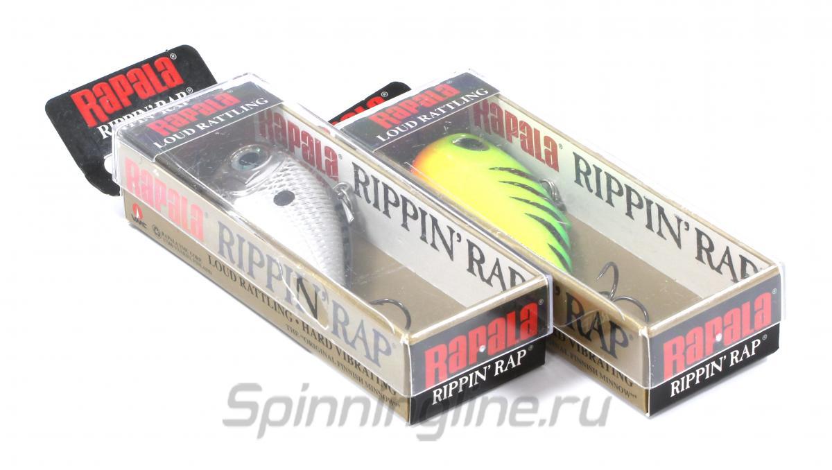 Воблер Rippin' Rap 07 FT - фотография упаковки 1
