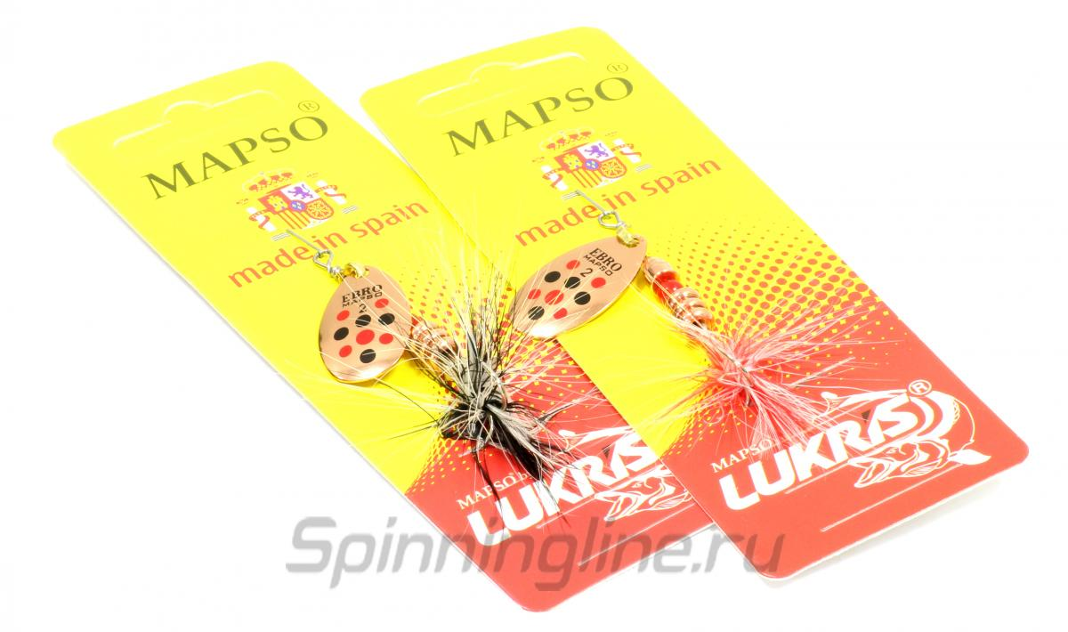 Lukris - ������ Ebro Fly 2 onr-r Red Fly - ���������� ��������