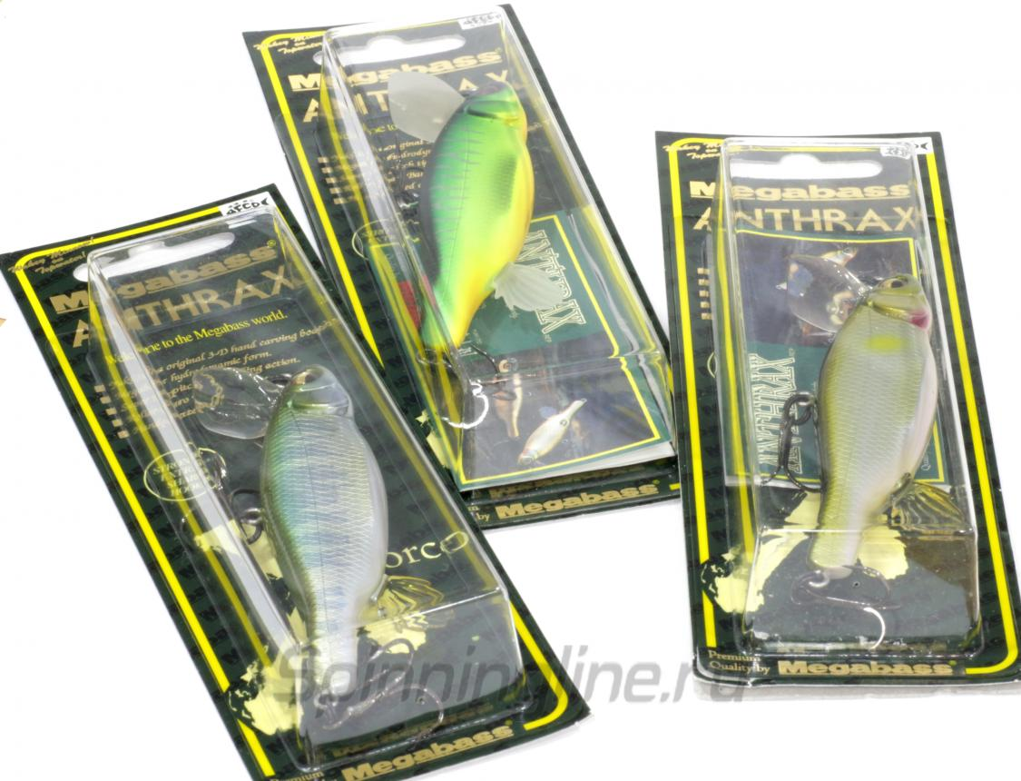 Воблер Anthrax 83 gg oikawa m - фотография упаковки 1