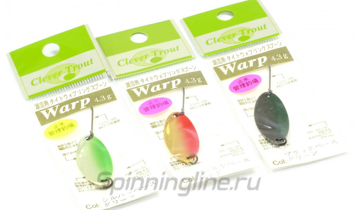 Блесна Warp 2006 - фотография упаковки 1