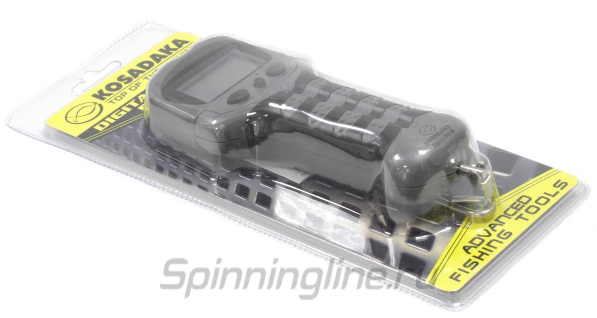 Весы Kosadaka электронные поворотные до 25кг - фотография упаковки 1