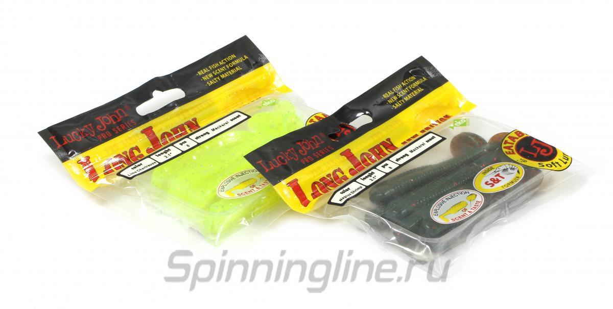 Приманка Long John 107/T36 - фотография упаковки (дизайн упаковки может быть изменен производителем) 1