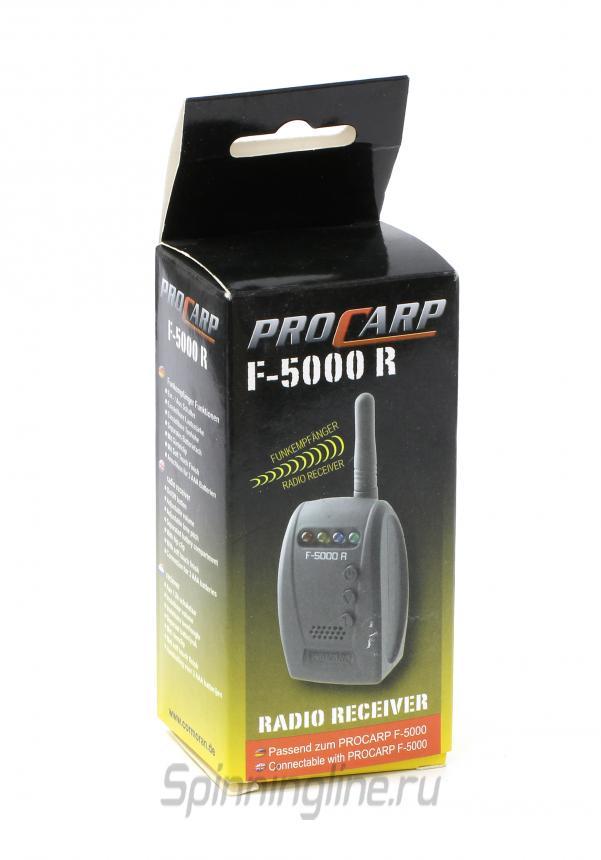 Радиоприёмник Cormoran Pro Carp F-5000 - фотография упаковки 1