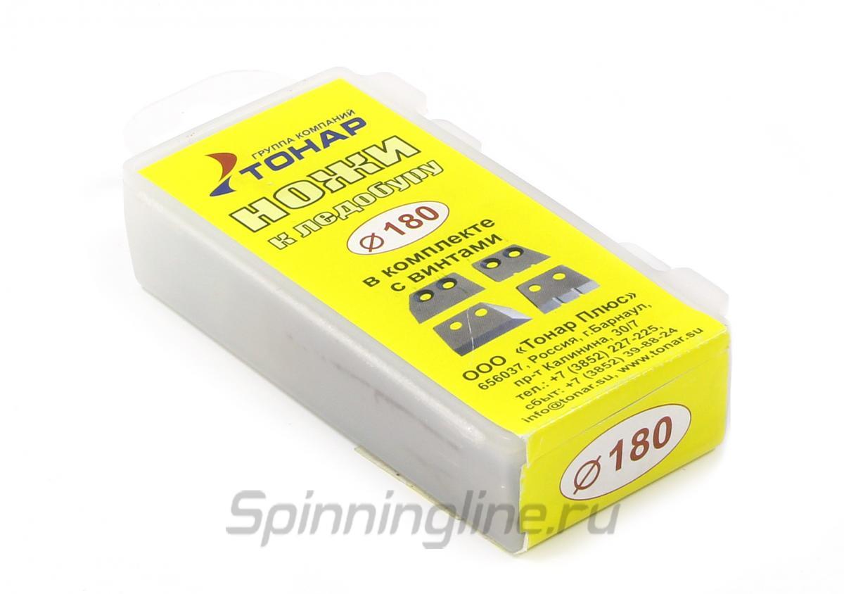 Ножи для ледобура Тонар ЛР-180 - фотография упаковки 1