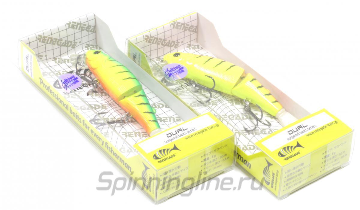 Воблер Dual 70SP C364 - фотография упаковки 1
