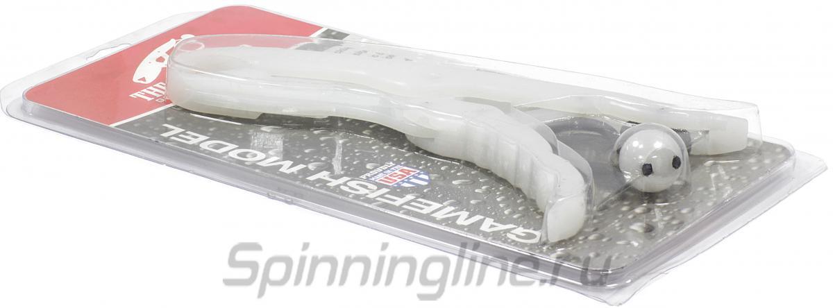 Захват The Fish Grip Original 25см Glow - Данное фото демонстрирует вид упаковки, а не товара. Товар на фото может отличаться по цвету, комплектации и т.д. Дизайн упаковки может быть изменен производителем 1