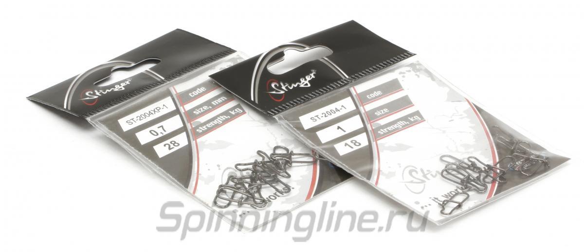 Карабины ST-2004XP-1 - фотография упаковки 1