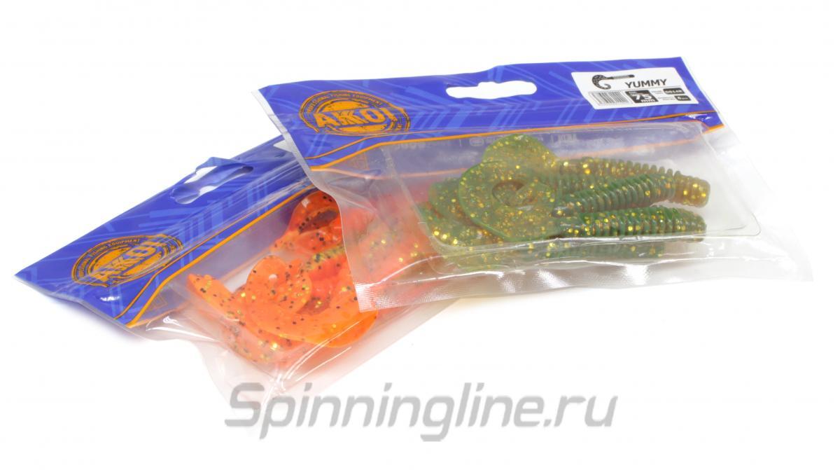 Приманка Yummy 75/S053 - фотография упаковки (дизайн упаковки может быть изменен производителем) 1