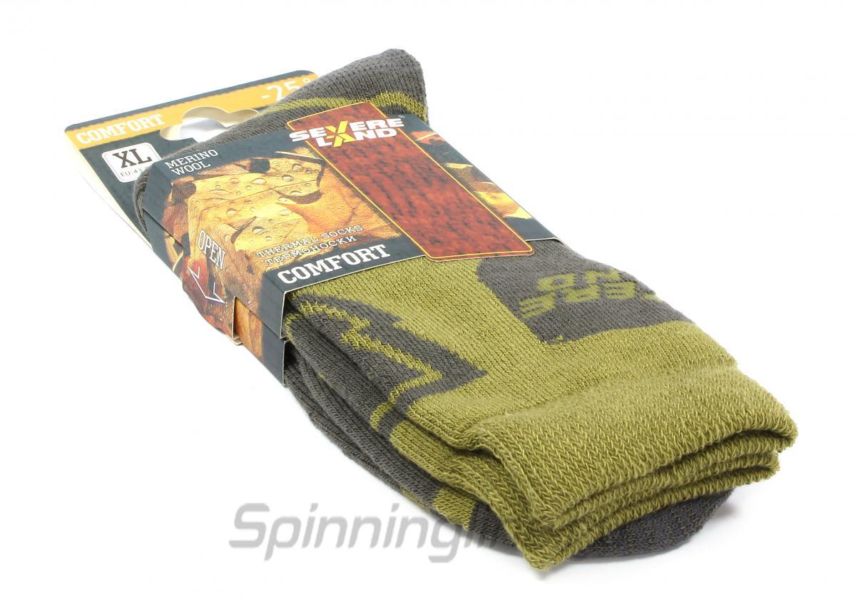 Носки Severeland SVL702 Comfort XL - фотография упаковки 1