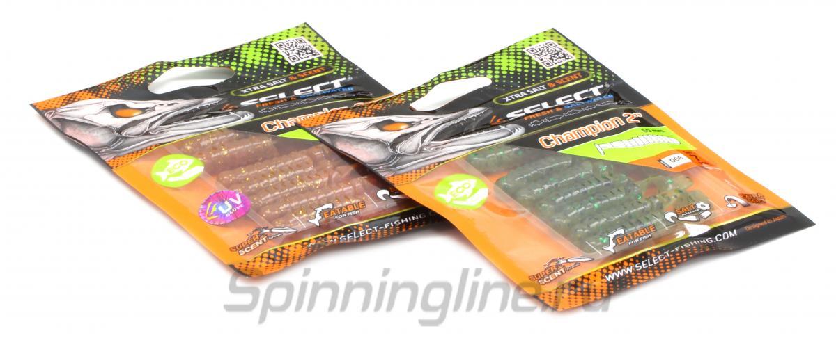 """Приманка Select Champion 2"""" PA44 - Данное фото демонстрирует вид упаковки, а не товара. Товар на фото может отличаться по цвету, комплектации и т.д. Дизайн упаковки может быть изменен производителем 1"""