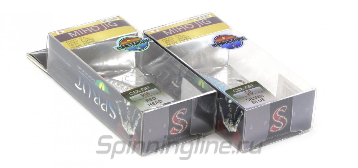Воблер Miho Jig 77S SMLT-SC - фотография упаковки 1