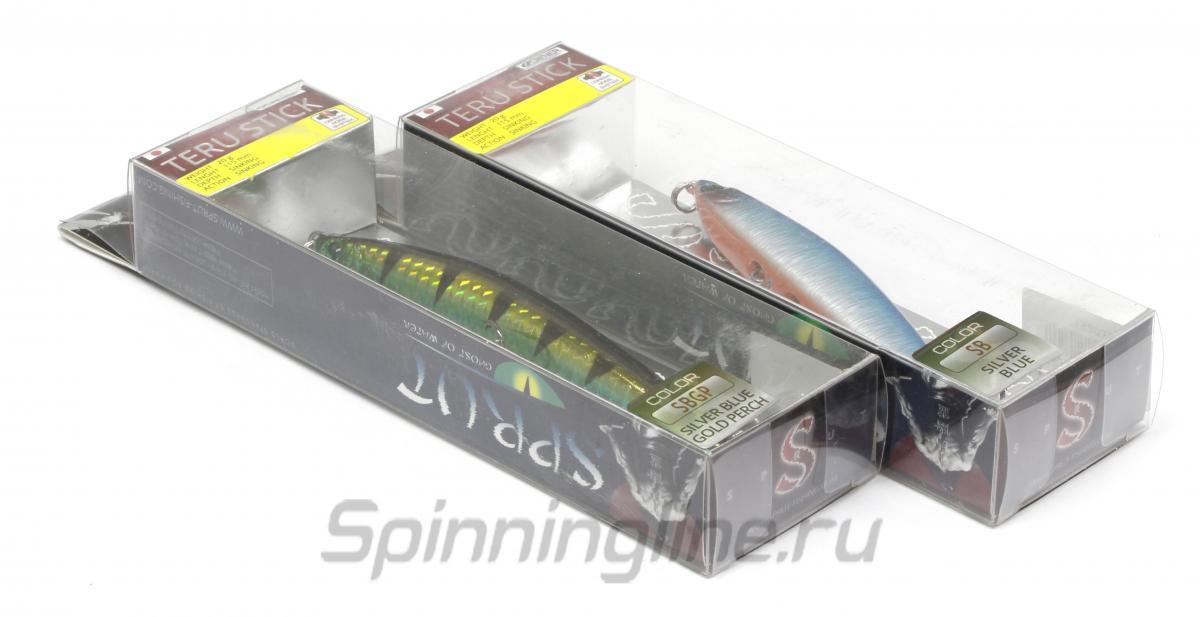 Воблер Teru Stick 115S LBP - фотография упаковки 1