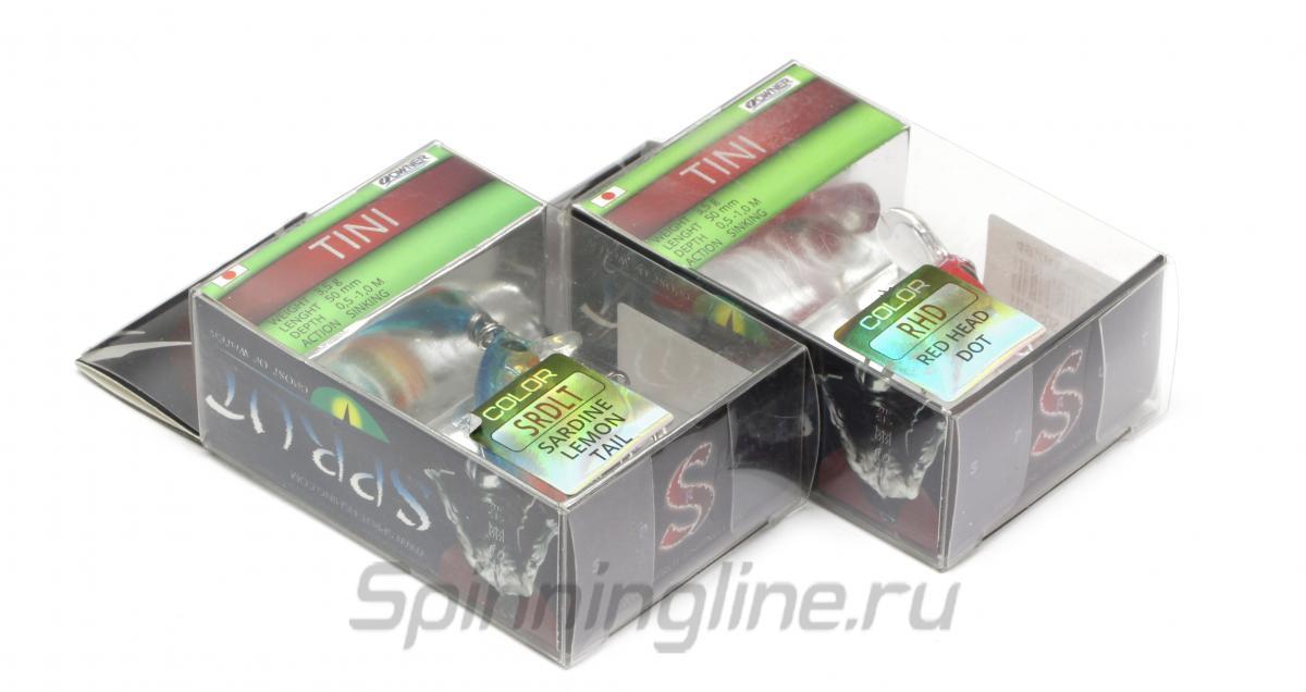 Воблер Tini 50S RHD - фотография упаковки 1