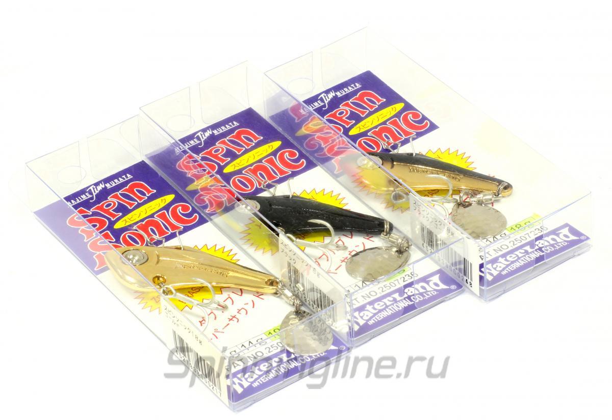 Тейлспиннер Spin Sonic 10гр Pink/White - фотография упаковки 1