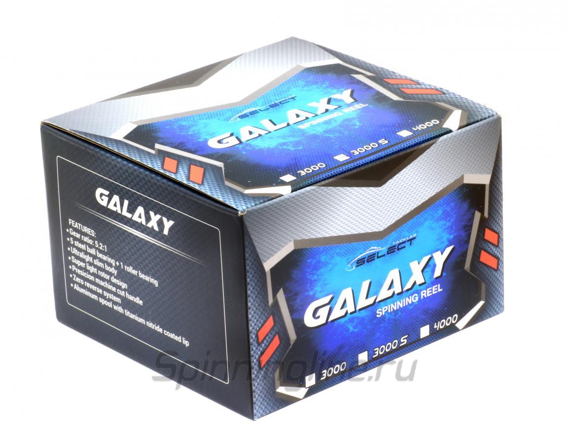 Катушка Galaxy 3000 - фотография упаковки (дизайн упаковки может быть изменен производителем) 1
