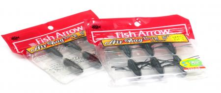 "Fish Arrow - AirBag Bug 1.6"" 12 sprayed grass - ���������� ��������"