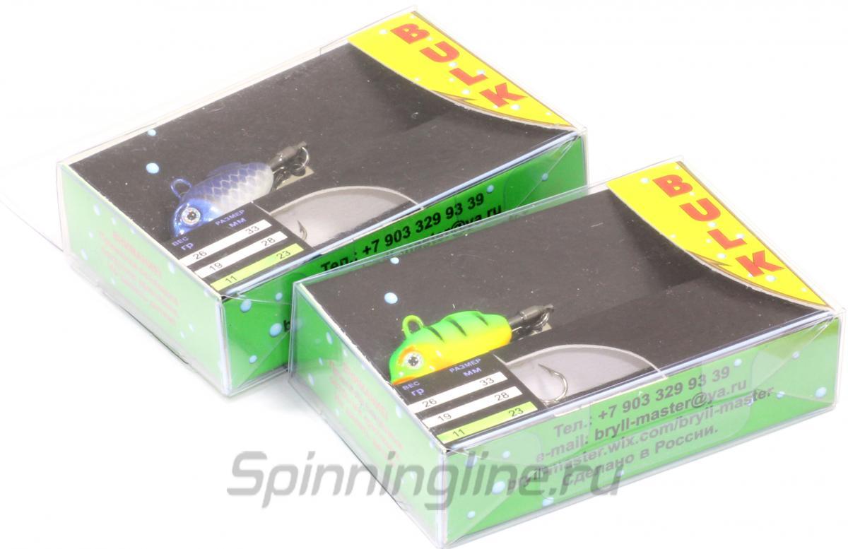 Тейлспиннер Bulk 19гр 4 - фотография упаковки 1