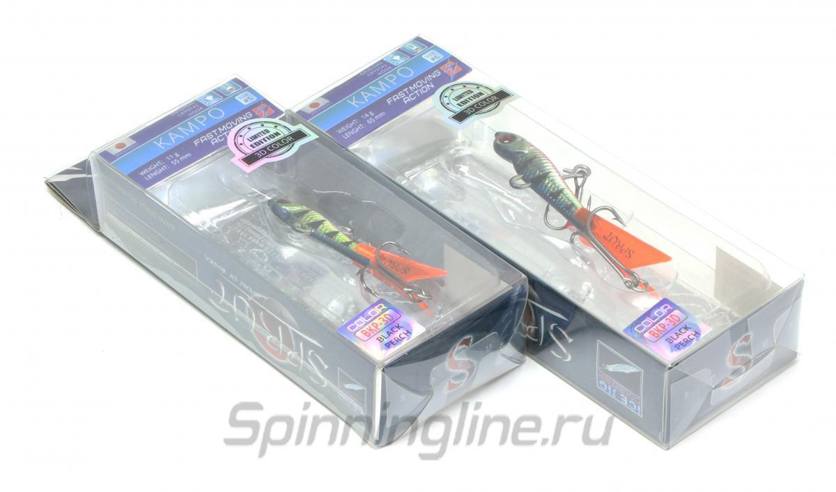 Балансир Sprut Kampo 65 WB - Данное фото демонстрирует вид упаковки, а не товара. Товар на фото может отличаться по цвету, комплектации и т.д. Дизайн упаковки может быть изменен производителем 1