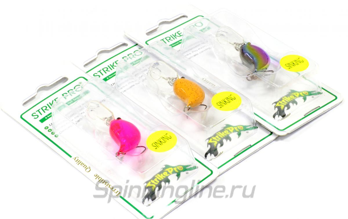 Воблер Skagit Designs Nuts 25S JS-310 FY - Данное фото демонстрирует вид упаковки, а не товара. Товар на фото может отличаться по цвету, комплектации и т.д. Дизайн упаковки может быть изменен производителем 1