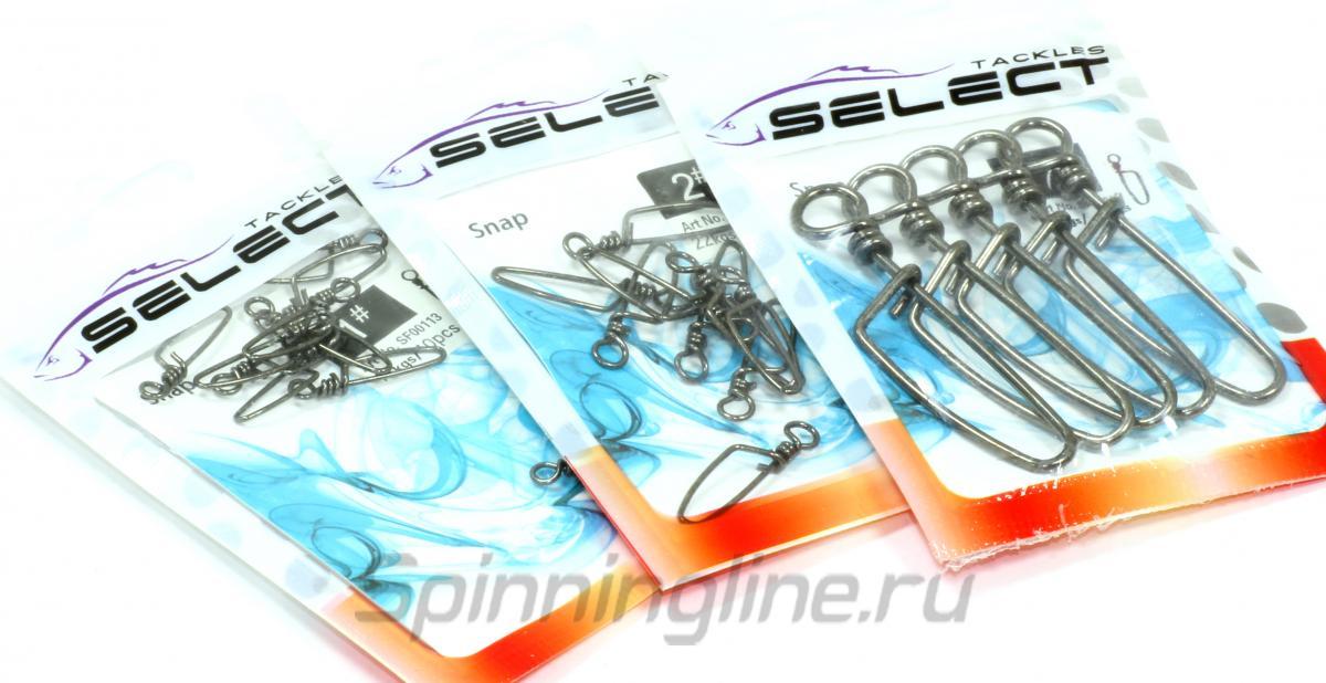 Карабины Select SF113 №2 - Данное фото демонстрирует вид упаковки, а не товара. Товар на фото может отличаться по цвету, комплектации и т.д. Дизайн упаковки может быть изменен производителем 1