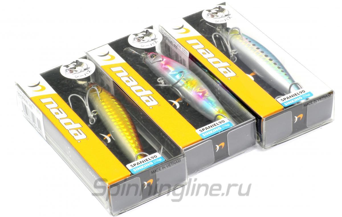 Воблер Spaniel 90F Deko Pin - фотография упаковки 1