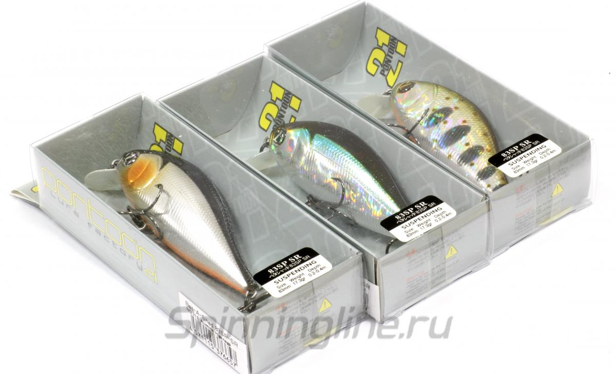 Воблер Bet-A-Shad 75SP-SR A62 - фотография упаковки 2