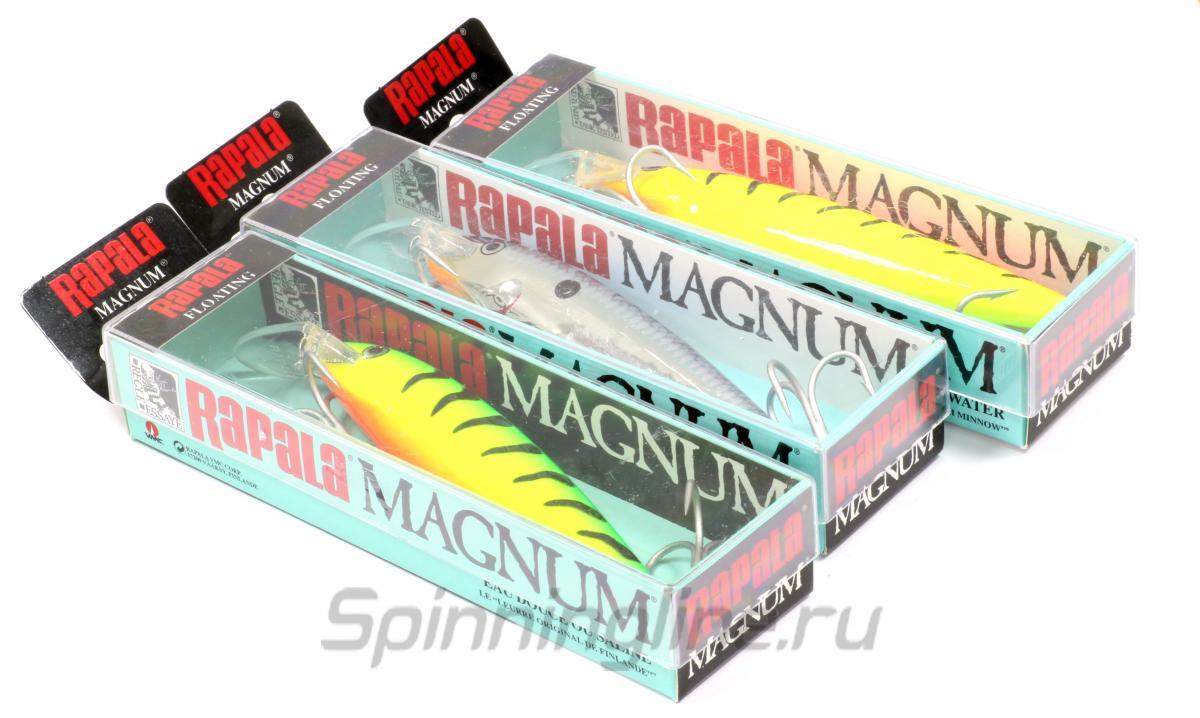 Воблер Floating Magnum OHU - фотография упаковки 1